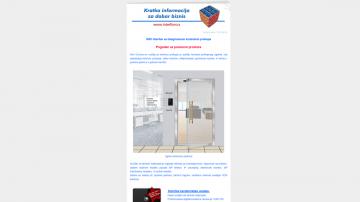 Informator br.32 - Tema: WiFi interfon sa integrisanom kontrolom pristupa