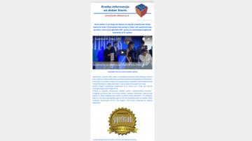 Informator br. 34 - Tema: Superbrands Srbije