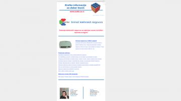 Informator br.15 - Tema: Snimanje telefonskih razgovora