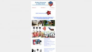 Informator br.2 - Tema: New deal IP kamera
