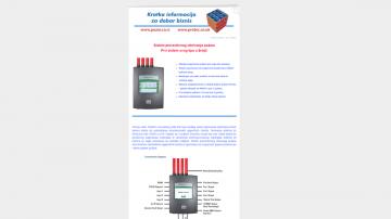 Informator br.21 - Tema: Preventivno otkrivanje požara