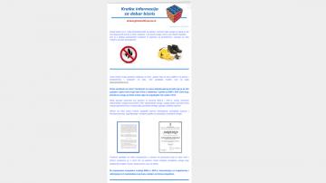 Informator br.23 - Tema: Preventiva