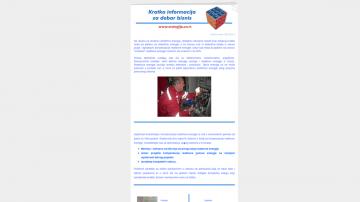 Informator br.29 - Tema: Kompenzacija reaktivne energije