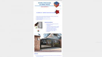 Informator br.6 - Tema: Bežični interfonski komplet