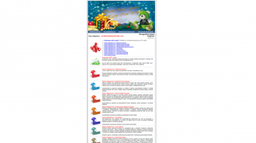Novogodišnji sistem integrator 2013 - Tema: Sistem integratori 2009 – 2013 godine