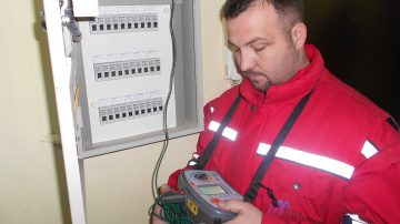 Merenje električnih instalacija